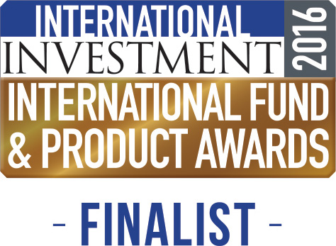 International Investment 2016 Finalist Badge